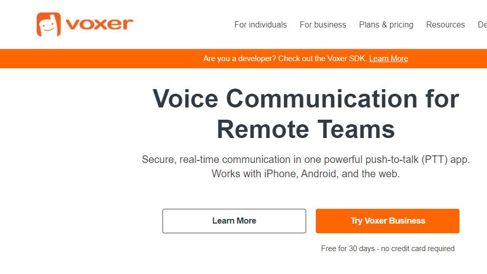 Delete Voxer Account